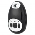 201 Mini Personal GPS/GSM/GPRS Tracker - Black + White