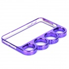 50083 Protective Plastic Bumper Frame for Iphone 5 - Deep Purple