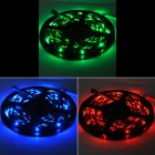Waterproof 36W 1200lm 300-3528 SMD RGB Flexible Light Strip (DC 12V / 5m)