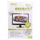"Rolevel 19"" Screen Protector for Notebook / LCD Monitor - Transparent"