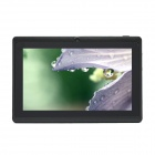 "iRulu AK012 7"" Capacitive Android 4.0.3 Tablet PC w/ 512MB RAM, 4GB ROM, Wi-Fi, Dual-Camera - Black"