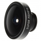 Lesung FE-18 Universal 185 Degree Magnetic Super Fisheye Lens for Mobile Phone / Digital Camera