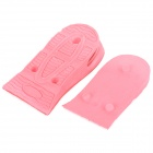 Double Layer Height Increasing Insoles - Pink