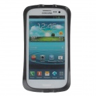 Newtop Protective Soft TPU Back Case for Samsung Galaxy S3 / i9300 - Translucent Black