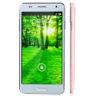 "GT-N9000 Android 4.2 Dual-Core GSM Bar Phone w/ 5.4"", Wi-Fi, FM, RAM 512MB, ROM 4GB - Pink"