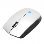 SMF30 Bluetooth V3.0 Wireless Optical Mouse - Black + Silver (1*AA)