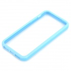 Protección de TPU + PC de parachoques del capítulo para Iphone 5S / 5G - Blue Light