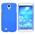 Quicksand Style Protective Plastic Back Case for Samsung Galaxy S4 i9500 - Blue