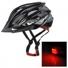 KUYOU KY-040 Bike Bicycle Cycling Helmet - Black