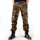 CJ210 Men's Outdoor Pants - Camouflage (Size-XL)