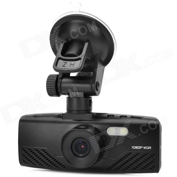 AT 700 NT96650 5.0MP WDR 1080p Wide Angle Car DVR w/ 2.7
