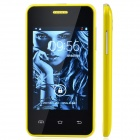 "MG2 (G2A) MTK6572 Android 2.3.5 GSM Cell Phone w/ 3.5"" Screen, Bluetooth, FM and Quad-Band - Yellow"
