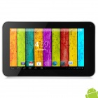 "Aimson AM-721 7 ""Android 4.2.2 Dual Core Tablet PC w / 512MB RAM / 8GB ROM / GPS-Modul - Weiß"