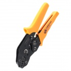 LODESTAR L214194 RG Type Cable Wire Crimping Pliers Tool - Black + Yellow