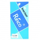 Rinco Protective ARM Clear Front Screen + Back Guard Films Set for Iphone 5S - Transparent