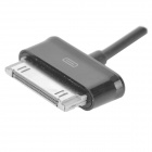 Micro USB Host OTG Cable w/ External USB Power Port for Samsung Tablet PC P1000 - Black
