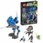 Genuine LEGO® Battle the Separatists on the agile AT-RT!  - 75002