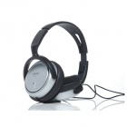 Philips SHP2500 Full Size Stereo Headphones with Volume Control for TV listening 6m cable