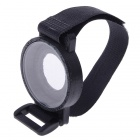 3D Printing Camera Lens Protection Cover for Goprp Hero 3 / Gopro Hero 3+ FPV - Black