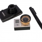 Fat Cat A-LP Professional Carbon Tip Lens Pen w/ Soft Brush for Gopro Hero3+ / Hero2 / Hero / SJ4000
