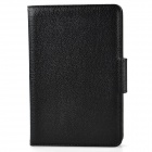 Wireless Bluetooth V3.0 59-Key Keyboard w/ PU Leather Case for Samsung Galaxy Tab 3 T310 - Black