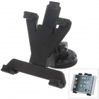 "H70 Car Instrument Desk Holder Mount w/ C60 Universal 7~10"" Back Clip for Tablet PC - Black"