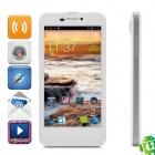 "Mysaga M1 Android 4.2 Quad-Core WCDMA Bar Phone w/ 4.5"" Capacitive Screen, Wi-Fi and GPS - White"