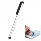 Universal Aluminium Alloy Stylus Touch Screen Pen for Iphone + More - Black (50 PCS)