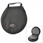 MCS SL-CD20 Portable Mesh Fabric + Padded Inner CD Storage Bag Case - Black