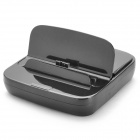 5V 1000mAh Micro-B USB Charging Dock for Samsung Note 3 / N9000 - Black