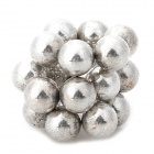 5mm Magnetic NdFeB Ball Formed Magic Cube - Silvery White (20 PCS)