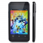 "DROID MALL D8 Android 2.3 GSM Smart Phone w / 3,9 "", Dual-Kamera, Wi-Fi - Schwarz"