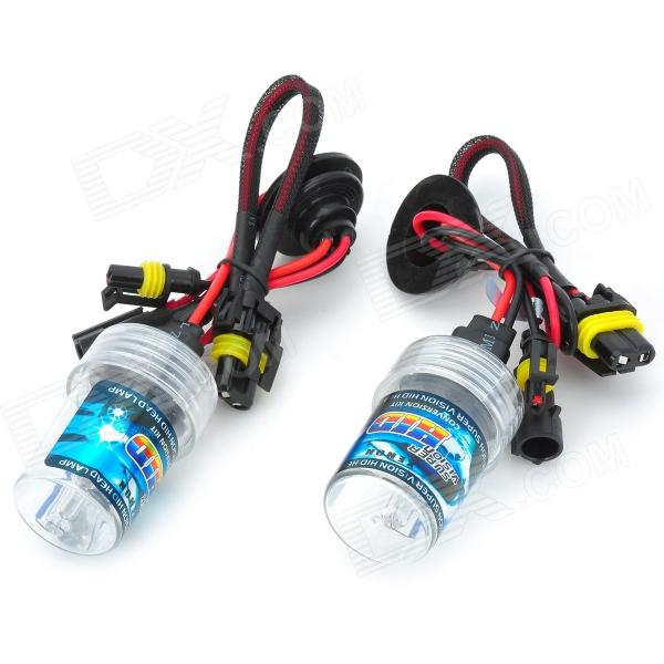 SENCART H7 35W 2800lm 8000K Cambridge Blue Car HID Headlamps (18~32V / Pair) cambridge young learners english flyers 5 answer booklet