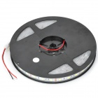 ZX-Y44 IP67 Waterproof 72W 2200lm 300-5050 SMD Cool White Light Strip - preto (12V / 5M)