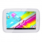 "PORTWORLD M709 7"" Android 4.1 2G Phone Tablet PC w/ 512MB RAM, 4GB ROM, OTG - White + Silver"