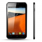 "ONN V8 MTK6577 Dual-Core Android 4.0 w/ 5.0"", Wi-Fi, 4GB ROM, GPS and Dual-SIM - Black + White"