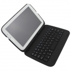 Waterproof Dust-Free 360 Degree Rotation Bluetooth V3.0 Keyboard for Samsung Galaxy Note 8.0 N5110