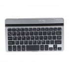 YBK-S06 Waterproof Dust-Free Bluetooth V3.0 59-Key Keyboard for Google Nexus 7 II - Black