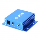 ZnDiy-BRY QG-DVR 1CH Mini C-DVR Video/Audio Recorder w/ Night Vision Camera Set - Blue
