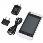 "DROID MALL D8 Android 2.3 Smart GSM w / 3,9"", Dual kamera, Wi-Fi - valkoinen"