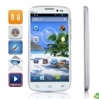 "UMI X2 MTK6589T Quad Core Android 4.1 Smart Phone w/ 5.0"" FHD OGS, 1GB RAM, 32GB ROM - White"