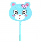 ZX-1016 Creative Cartoon Fan Style Ball Point Pen - Blue
