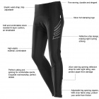 TOPCYCLING SAK355 Outdoor Ultra Thin Breathable Cycling Pants - Black (L)