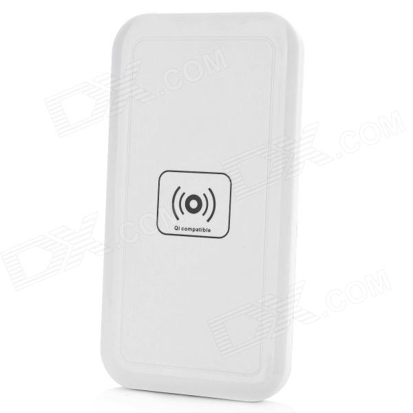 WPC_Qi Standard Wireless Charger for Nokia / Huawei / Nexus 4 / Samsung S3 S4 NOTE 3/2 universal qi wireless charger for cellphone white