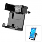 Universal 360 Degree Rotation Car Air Outlet Adjustable Mount Holder for Cell Phone - Black