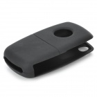 GEL100601 Universal Silicone Car Key Cover for VW + More - Preto