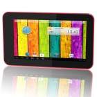 RuiQ A20 7.0'' Dual-Core Android 4.2.2 Tablet PC w/ 512MB RAM, 4GB ROM, Dual Camera - Deep Pink
