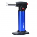 HONEST 501JET Handheld 1300'C Metal Melting Butane Jet Torch - Blue + Black + Silver