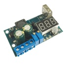 "2596 0.36"" Step-Down Constant Current Module - Blue (3A)"