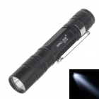 SMALL SUN ZY-719 30lm 6000K 1-LED White Light 1-Mode Pen Hung Flashlight - Black (1 x AAA)